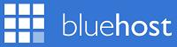 Bluehost logga