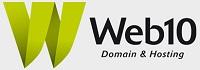 Webb10 logga